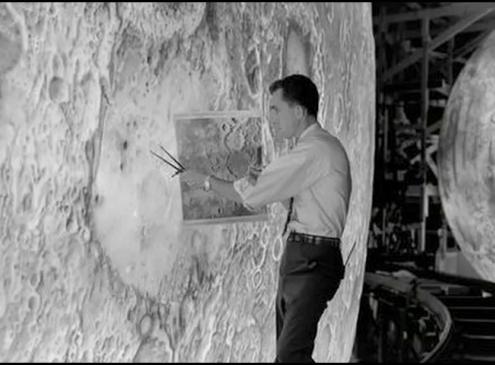 העולם השטוח ישראל - נאסא מזייפת ירח